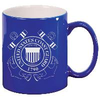 mug-laserable ceramic round