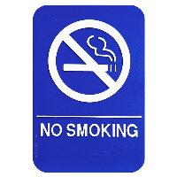 ada sign-no smoking