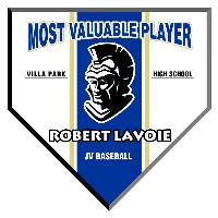 plaque-full color home plate
