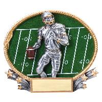 resin-football 3d series