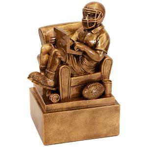 fantasy football-armchair quaterback