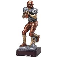 resin-quarterback -gallery series