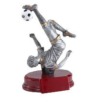 resin-bicycle kick male