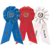 ribbon-star rosette series