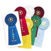 ribbon-rosette series