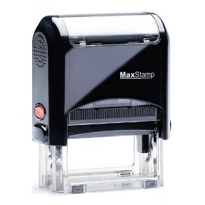 rubber stamps-maxstamp csi series