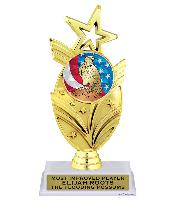 trophy-star mylar series-swimming