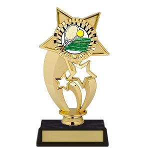 trophy-gold under star-tennis