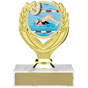 trophy-participation series I-swimming