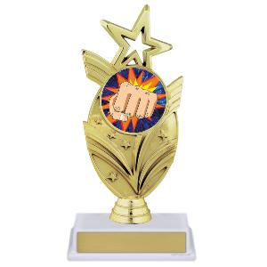 trophy-star mylar series-martial arts