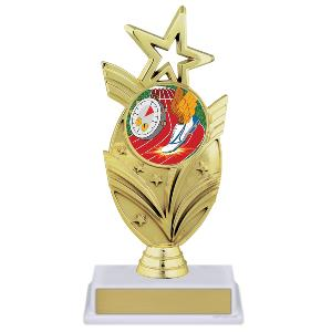 trophy-star mylar series-track and field