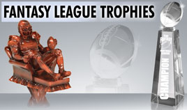 Fantasy League Trophies