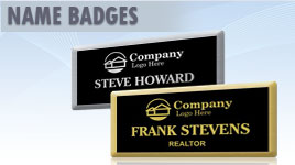 Name Badges