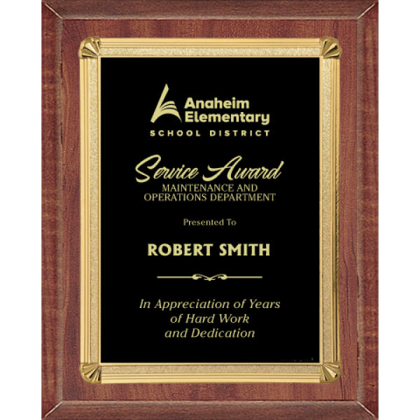 Corporate Plaques|netTrophy.com