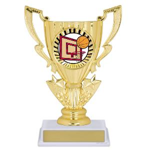 trophy-achievement cup-basketball