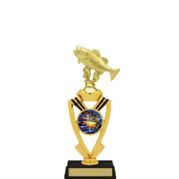 trophy-all star mylar riser-fishing