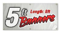 banner-full color-5' x 8'