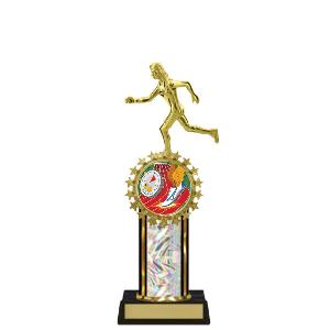 trophy-classic mylar series I-track and field