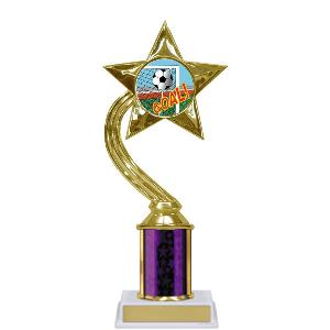 trophy-constellation series I-soccer
