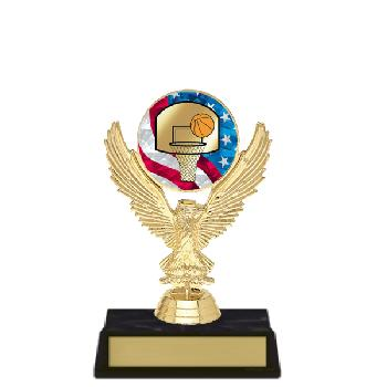 trophy-eagle series-basketball