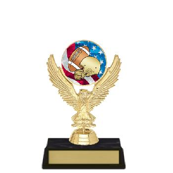trophy-eagle series-football