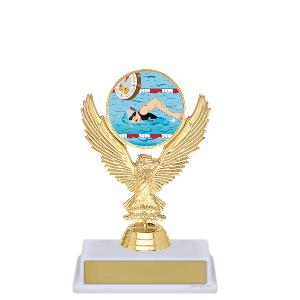 trophy-eagle series-swimming