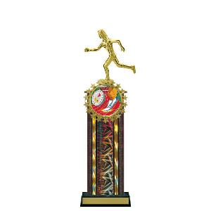 trophy-eclipse mylar series II-track and field