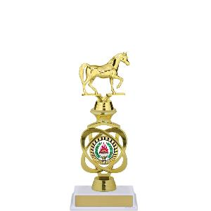 trophy-electron riser series-equestrian