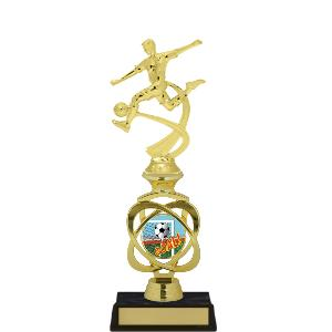 trophy-electron riser series-soccer