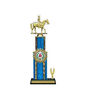 trophy-freestyle mylar series I-equestrian
