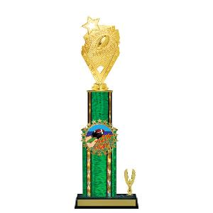 trophy-freestyle mylar series I-football