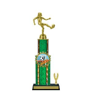 trophy-freestyle mylar series I-soccer