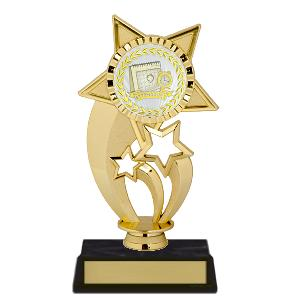 trophy-gold under star-academic