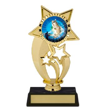 trophy-gold under star-fishing