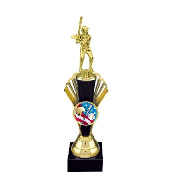 trophy-lux mylar series-baseball