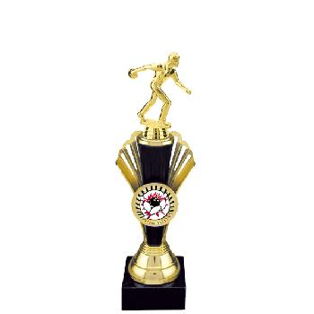 trophy-lux mylar series-bowling