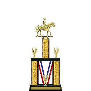 trophy-majestic ribbon series-equestrian