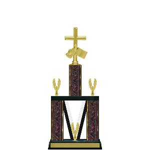 trophy-majestic ribbon series-religious
