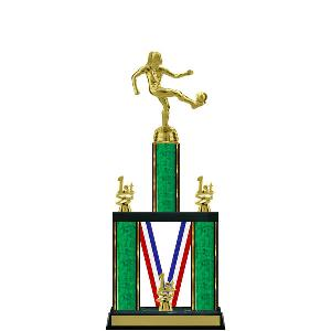trophy-majestic ribbon series-soccer