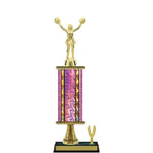 trophy-merit series I-cheerleading
