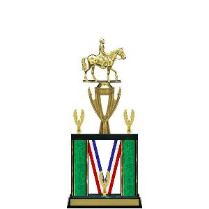 trophykit-ovation ribbon series-equestrian
