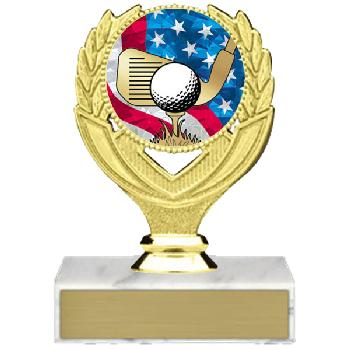 trophy-participation series I-golf