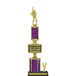 trophy-peak series I-baseball