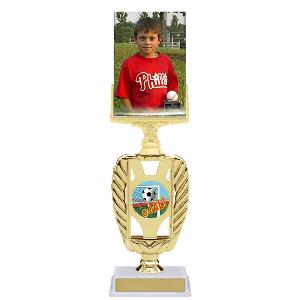 trophy-photo corona series-soccer