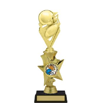 trophy-rising star series II-football