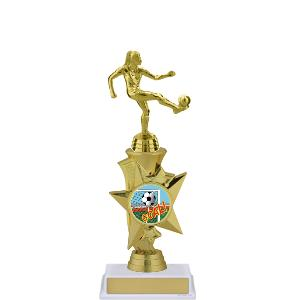 trophy-rising star series II-soccer