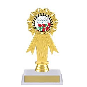 trophy-rosette ribbon-pageant