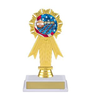 trophy-rosette ribbon-swimming
