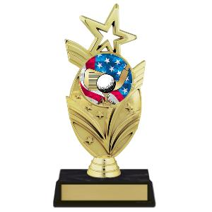 trophy-star mylar series-golf