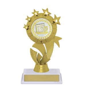 trophy-star ribbon II-academic
